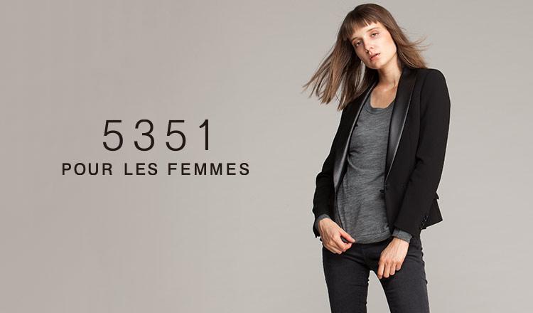 5351 POUR LES FEMMES(5351 プーラ・ファム)