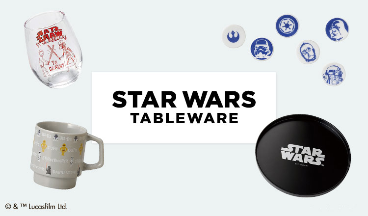 STARWARS TABLE WARE