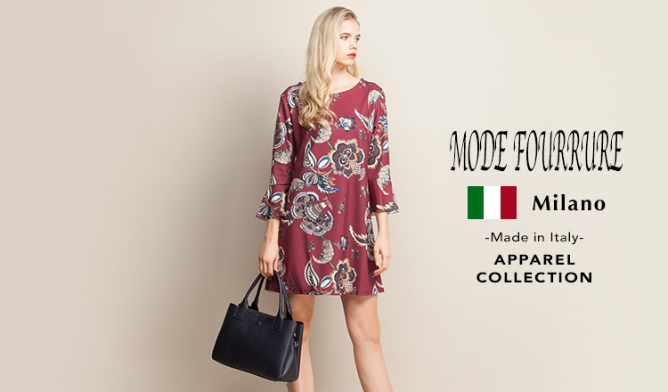 MODE FOURRURE -Made in Italy- Apparel Collection