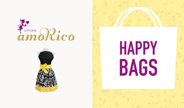 AMORICO -IMPORT APRON&HAPPY BAG-