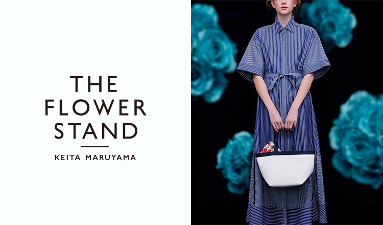 THE FLOWER STAND KEITA MARUYAMA