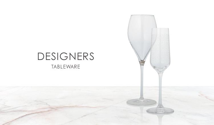 DESIGNERS TABLEWARE