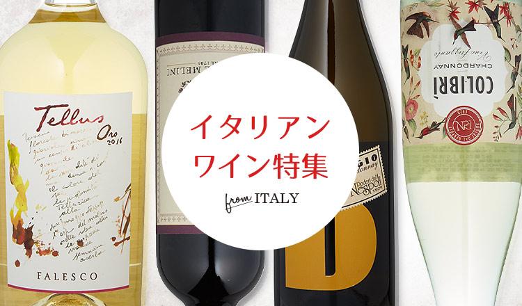 イタリアンワイン特集