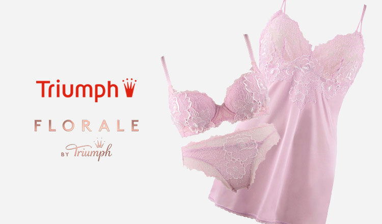 TRIUMPH-FLORALE-