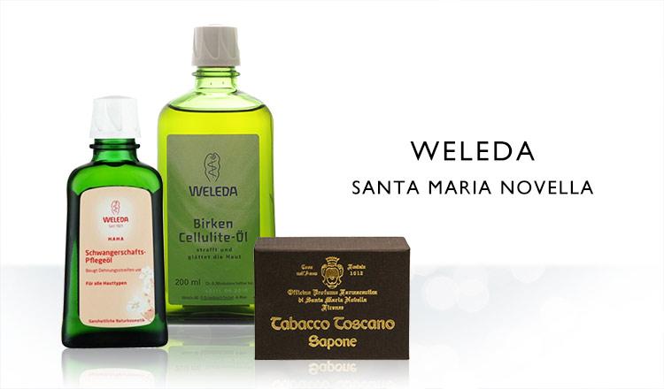 WELEDA/SANTA MARIA NOVELLA
