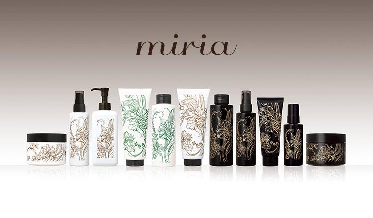 miria BY ARIMINO -エイジングヘアケア&スカルプケア-
