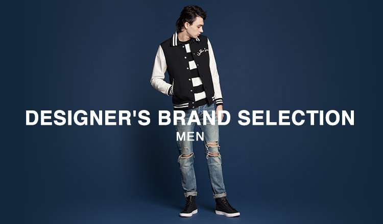 DESIGNER'S BRAND SELECTION-MEN-