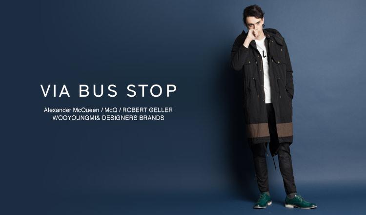 VIA BUS STOP MEN