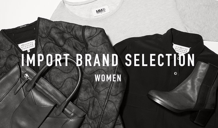IMPORT BRAND SELECTION WOMEN