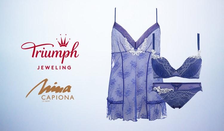 TRIUMPH-JEWELING・NINA CAPIONA-