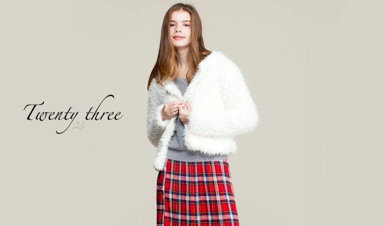 TWENTY THREE(トゥエンティ スリー)