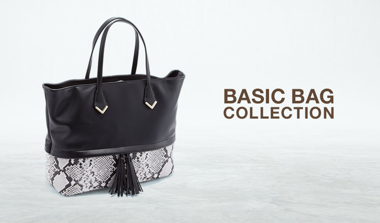 BASIC BAG SELECTION