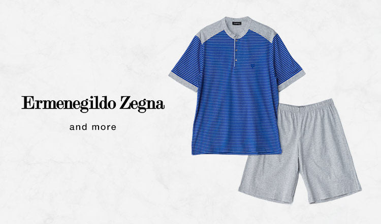 ERMENEGILDO ZEGNA and more...