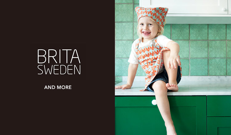 BRITA SWEDEN AND MORE