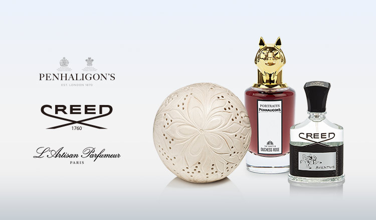 PENHALIGON'S/CREED/L'ARTISAN PARFUMEUR