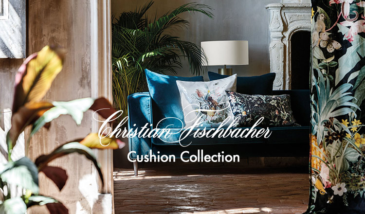 CHRISTIAN FISCHBACHER Cushion Collection
