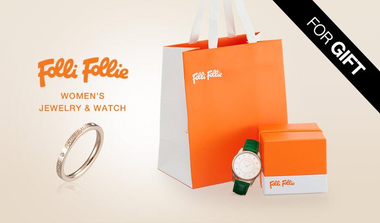 Folli Follie WOMEN'S JEWELRY & WATCH