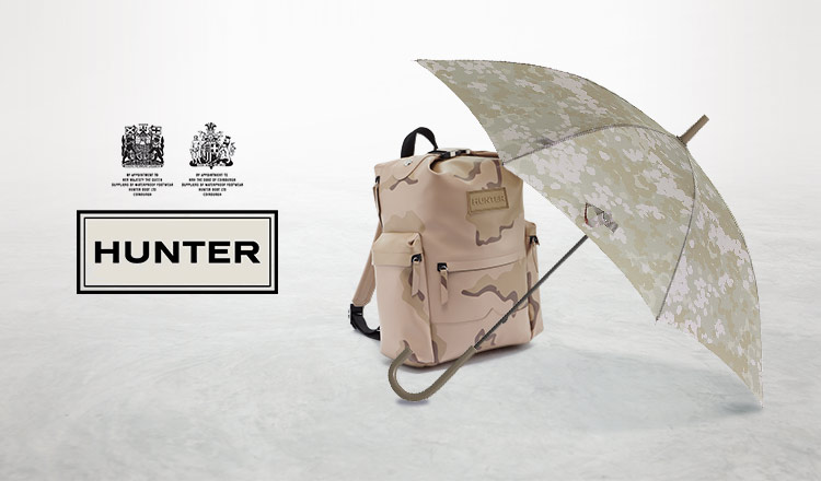 HUNTER -APPAREL & ACCESSORY-