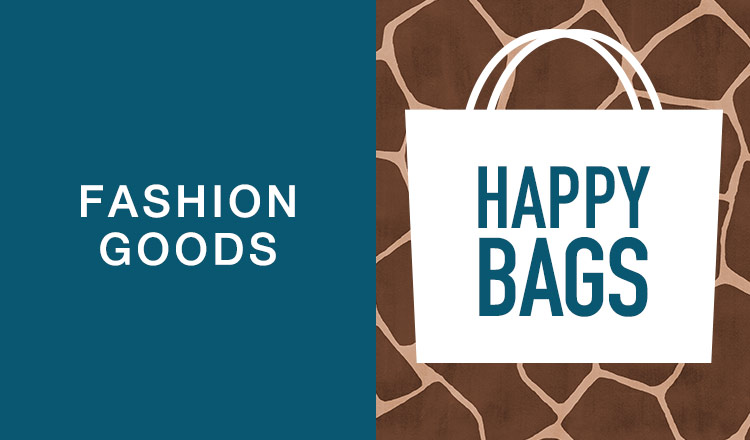 HAPPY BAG:FASHION GOODS