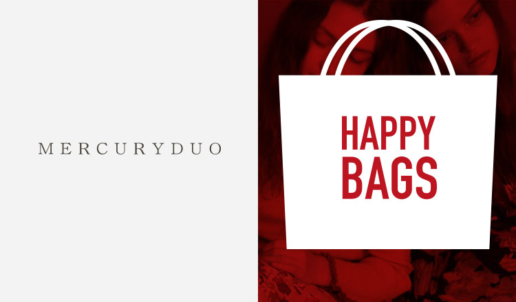 MERCURYDUO -HAPPY BAG-