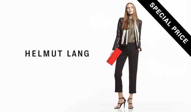 HELMUT LANG -SPECIAL PRICE-