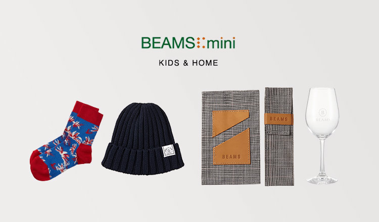 BEAMS KIDS&HOME -ACCESSORY-