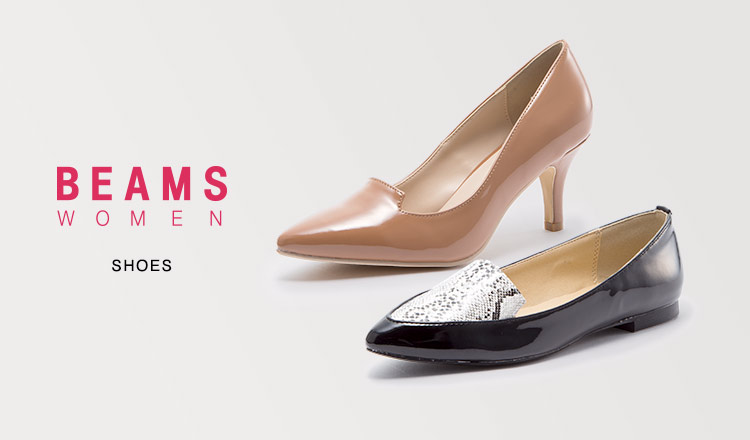 BEAMS WOMEN -SHOES-