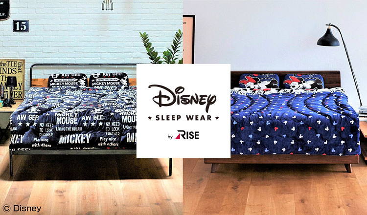 RISE -DISNEY SLEEP WEAR