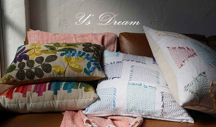 HOME FABRIC BY Y'S DREAM