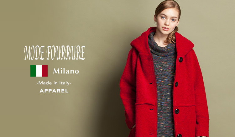 MODE FOURRURE -Made in Italy- APPAREL