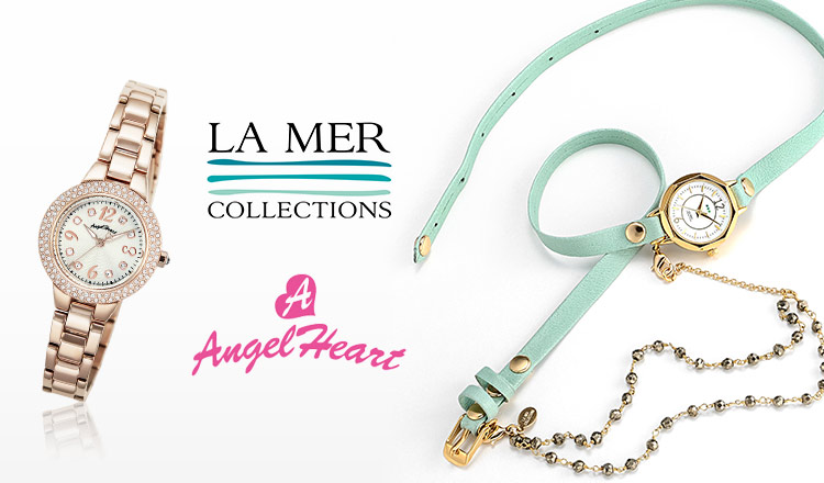 LA MER COLLECTIONS/ANGEL HEART