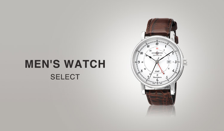 MEN'S WATCH SELECT