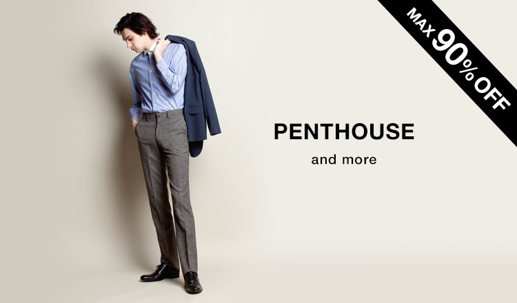 PENTHOUSE and more