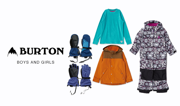 BURTON_BOYS AND GIRLS
