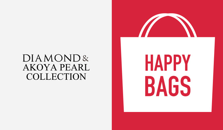 DIAMOND & AKOYA PEARL COLLECTION_HAPPY BAG