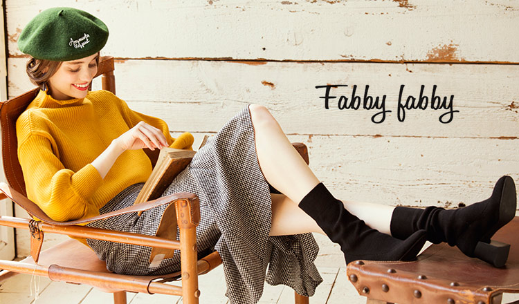 FABBY FABBY(ファビーファビー)