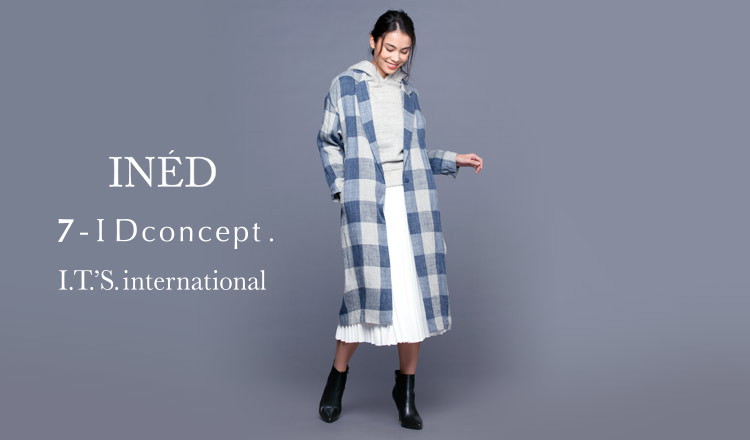 INED/7-ID CONCEPT/IT'S INTERNATIONAL