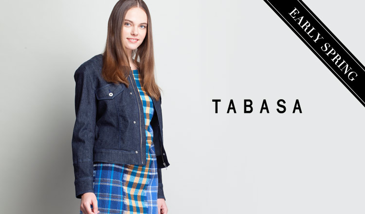 TABASA EARLY SPRING -WOMEN APPAREL-