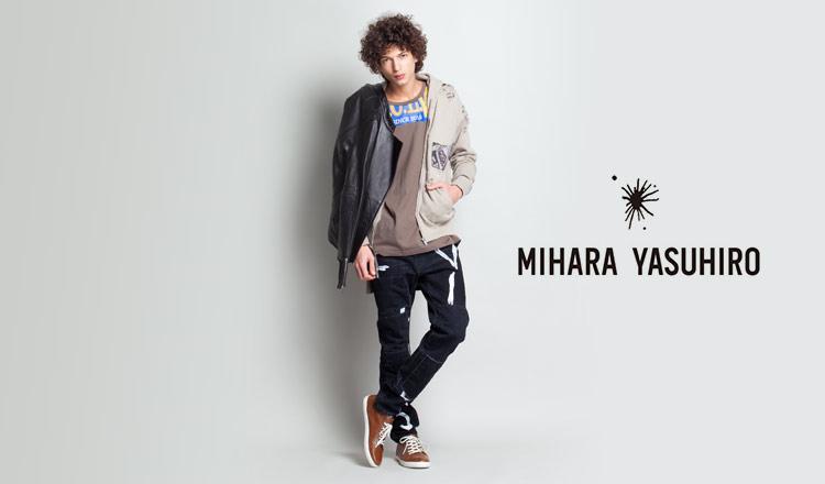 MIHARAYASUHIRO MEN