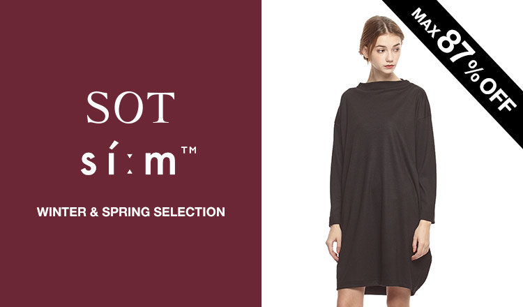 SOT and SI:M -WINTER & SPRING SELECTION-