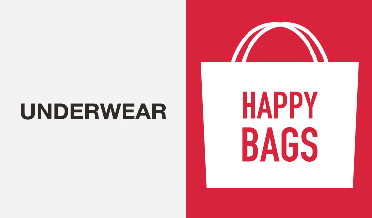 HAPPY BAG_UNDERWEAR
