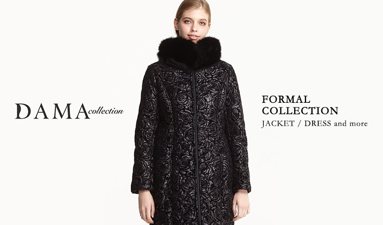 DAMA FORMAL COLLECTION -JACKET/DRESS and more-