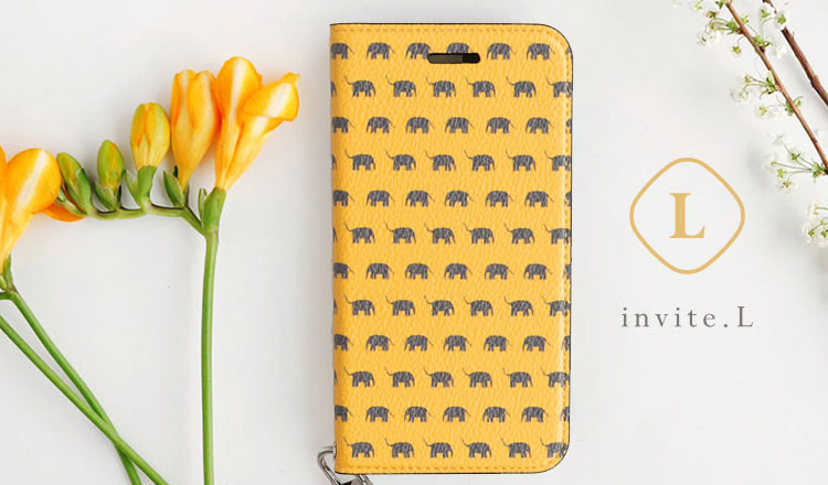 IPHONE CASE BY INVITE.L