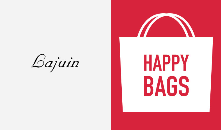 LAJUIN PEARL selection and HAPPY BAG