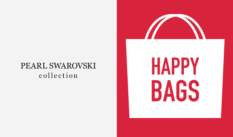 PEARL SWAROVSKI collection_and_HAPPY BAG