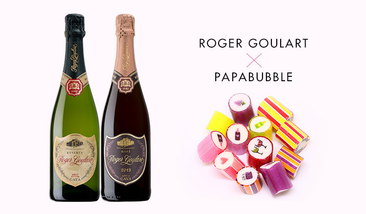 ROGER GOULART X PAPABUBBLE