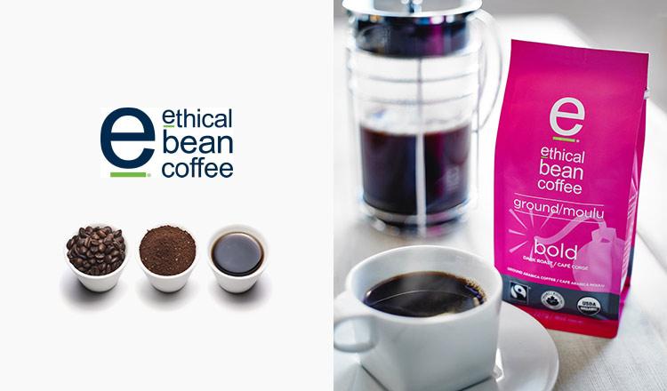 フェアトレードオーガニック -ETHICAL BEAN COFFEE-