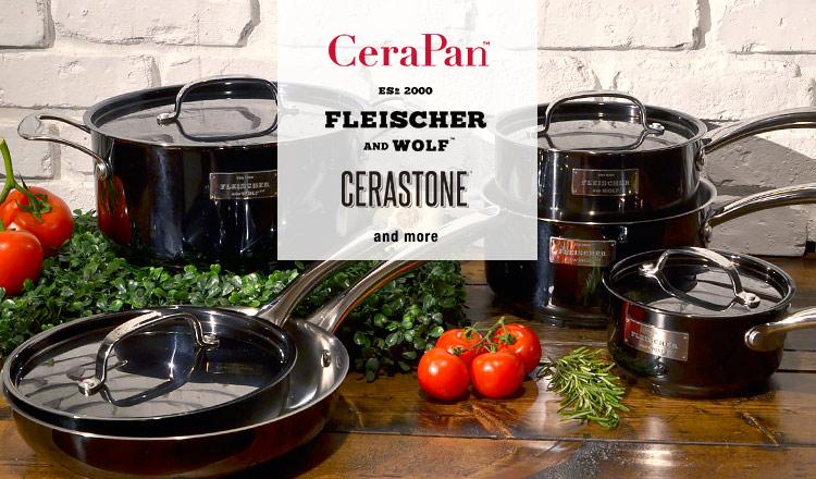 FLEISCHER & WOLF/CERASTONE/CERAPAN and more(フライシャーアンドウォルフ/セラストーン/セラパン アンドモア)