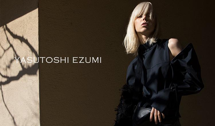 YASUTOSHI EZUMI(ヤストシ エズミ)