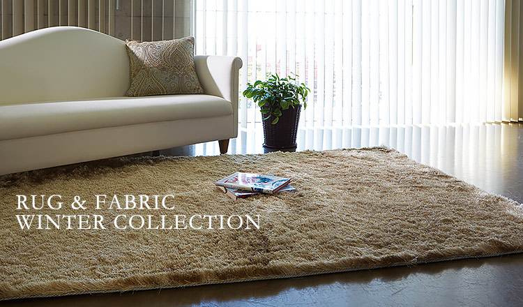RUG & FABRIC WINTER COLLECTION